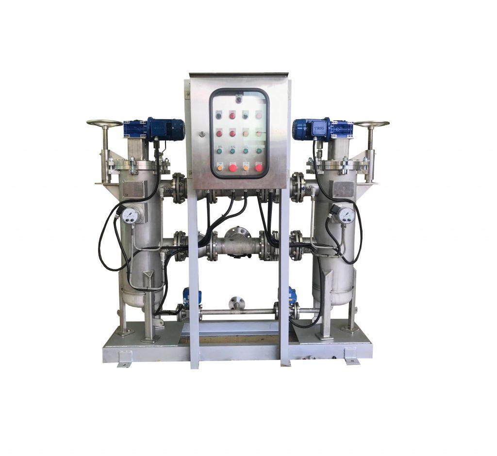 自動清洗過濾器 SCF 過濾器 實績